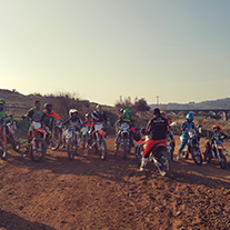 FortyFiveMX Wintercamp